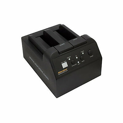 Aleratec 1:1 HDD Copy Dock USB 3.0 Hard Disk Drive Duplicator (QU4299)