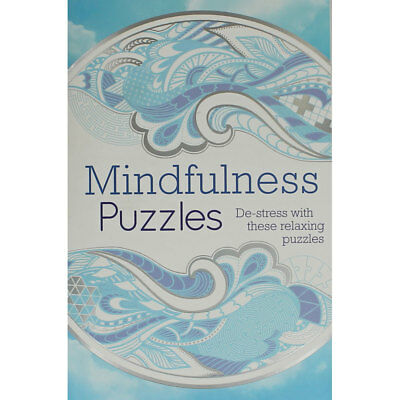 Mindfulness Puzzles by Arcturus Publishing (Paperback), Non Fiction Books, New