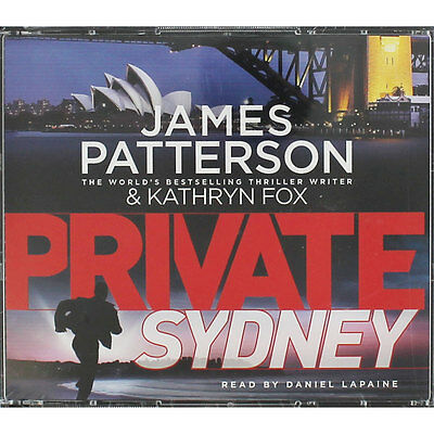 Private Sydney - Audio Book by James Patterson (CD), Audio Books, Brand New
