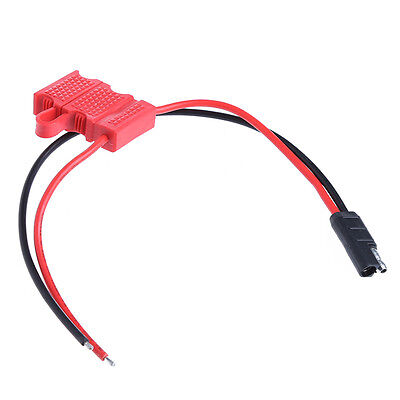 DC Power Cable For Motorola Mobile Radio/Repeater GM360 CDM1250 CM140 With Fuse
