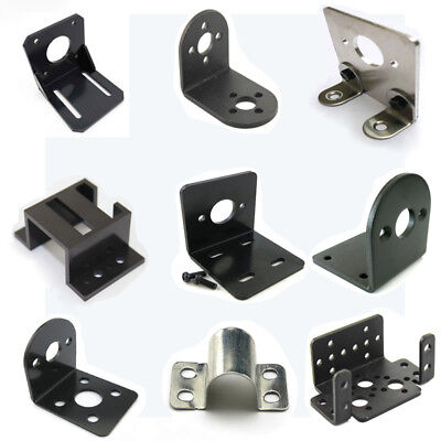 Various Motor Support Geared Stepper Mounting Bracket For Hobby 3D Printer Robot