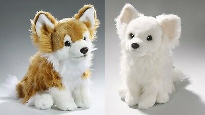 New Plush Cuddly Critters Long Haired Chihuahua Soft Toy Puppy Dog Teddy