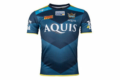 Classic Sportswear Gold Coast Titans NRL 2017 Players Rugby Training T-Shirt