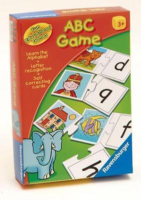 Ravensburger 24276 ABC Learn the Letters of the Alphabet Sounds Game - Multi