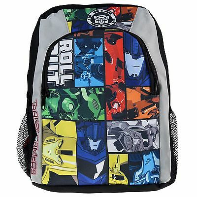 Transformers Backpack | Kids Transformers Rucksack | Transformers Bag