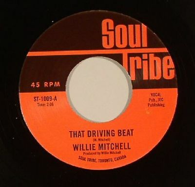 "MITCHELL, Willie - That Driving Beat - Vinyl (7"")"
