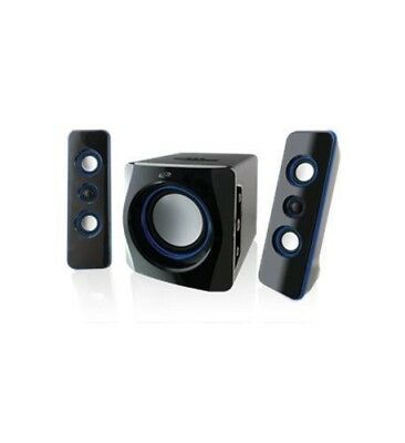 ILIVE WIRELESS BLUETOOTH 21 Speaker System With Subwoofer