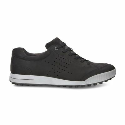 New ECCO 2017 Men's Street Retro HM Golf Shoes 150604 - Black