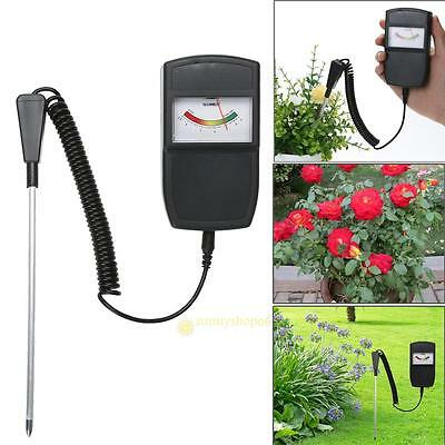 Professional Measuring Soil Moisture Meter PH Level Tester for Plants Flowers