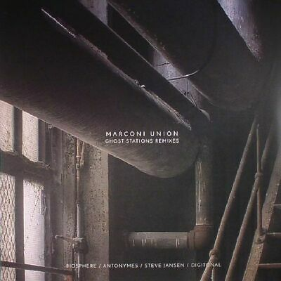 "MARCONI UNION - Ghost Stations Remixes (Record Store Day 2017) - Vinyl (12"")"
