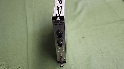 Ortec Model 485 NIM Amplifier