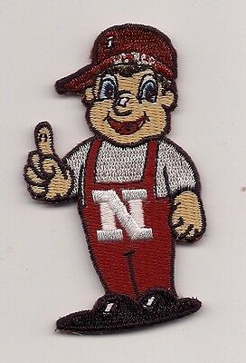 Nebraska Cornhuskers Souvenir Patch - Lil'  Red 3 Inches
