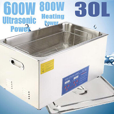 30L Ultrasonic Ultraschallreinigungsgerät Ultraschall Cleaner Reiniger AL 03