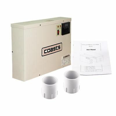 5.5/11/15KW Upgraded Swimming Pool & Home Bath SPA Hot Tub Electric Water Heater