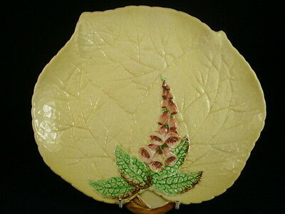 Carlton Ware Yellow Foxglove Dish (Chip)