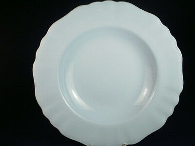 J&g Meakin Glamour Blue Soup Plate