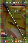 WALTONS SCOTTISH WHISTLE BOOK Book & Whistle*