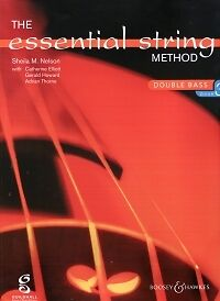 ESSENTIAL STRING METHOD Book 3 Double Bass