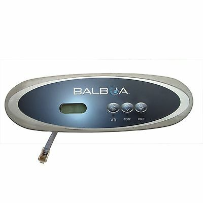 Balboa MVP260 3 Button Controller VL260 Topside Touch Contol Panel  Hot Tub Spa