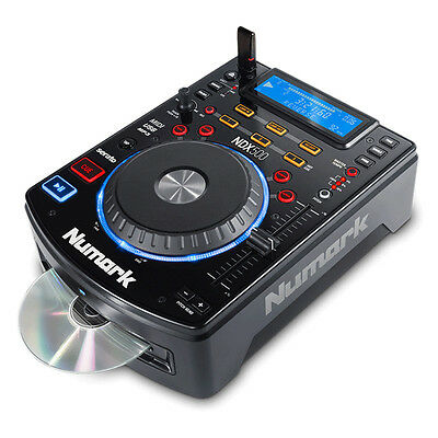 Numark NDX-500 USB/CD Media Player and Software Controller