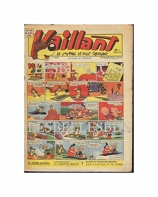 Vaillant   N°    532   1955   Be