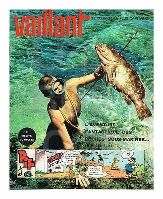 Vaillant   N°    951   1963   Cheret ...  Be/be+