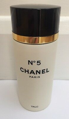 Chan Vintage Talcum Powder No. 5 Talc 150g Full