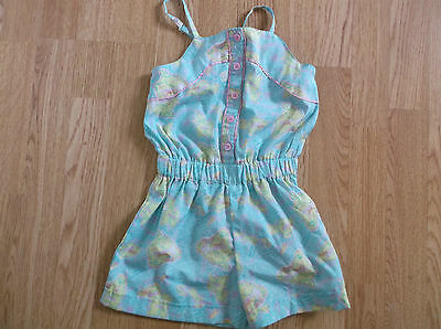 Girls Strappy Jumpsuit Playsuit age 4 Years from TU