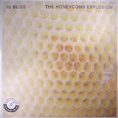 """IS BLISS - The Honeycomb Explosion - Vinyl (12"""")"""