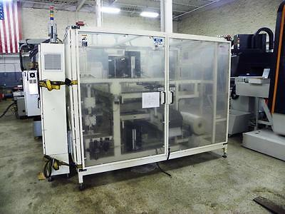 EDL Stretch Wrap Wrapping Packaging Machine