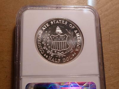 1961 Token & Medal SOC Civil War Centennial Medal, NGC Graded MS65, SKU#11150