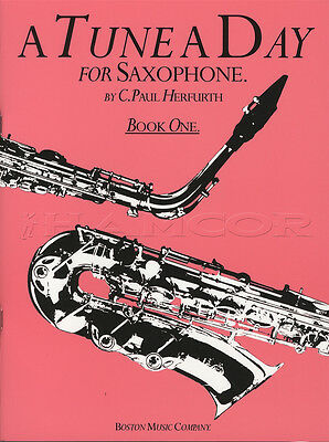 a new tune a day for alto sax saxophone book 1 cd learn to play beginner method. Black Bedroom Furniture Sets. Home Design Ideas