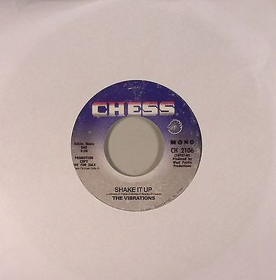 """VIBRATIONS, The/RAY FRAZIER & THE SHADES OF MADNESS - Shake It Up - Vinyl (7"""")"""
