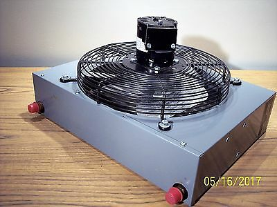 Thermal Transfer 5Z757 Fan Driven Aftercooler 115/230 Volt/ 1 Phase
