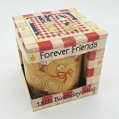 Forever Friends 18th BIRTHDAY Gift Mug