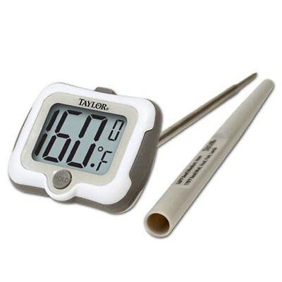 Taylor 9836 Adjustable Head Digital Thermometer & Oversided LCD