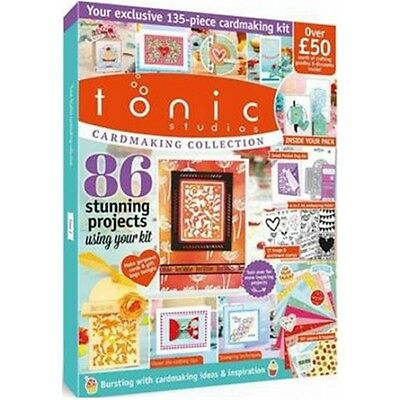 Tonic Studios Cardmaking Collection Kit - Issue 2 - Over £50 Of Crafting Goodies
