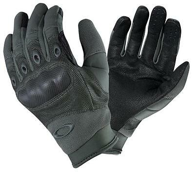Oakley Special Forces US Combat  Military Pilot Glove Army Handschuhe foliage XL