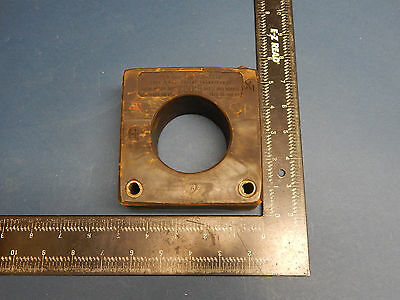 General Electric GE 631X29 Current Transformer Type JCH-0 Ratio 200:5Amp 50/60Hz