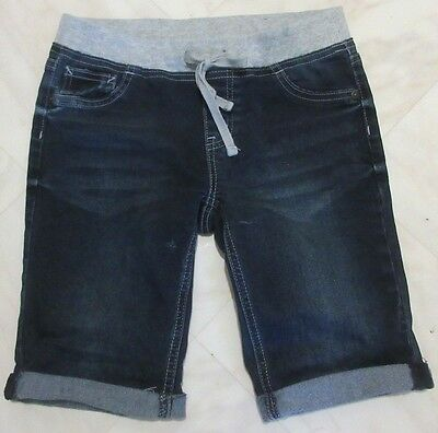 Justice Jean Shorts Elastic Waist Size 14S