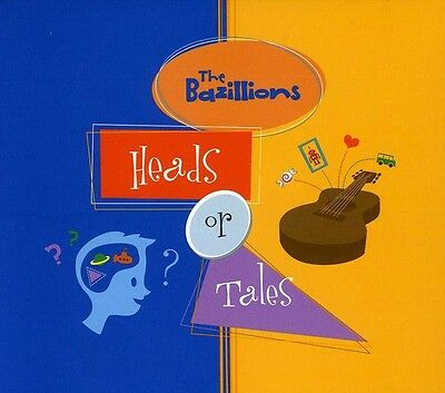 The Bazillions - Heads or Tales [New CD]