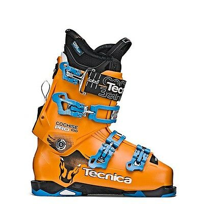 Scarponi sci Skiboot All Mountain Freeride TECNICA COCHISE 130 PRO mp 26