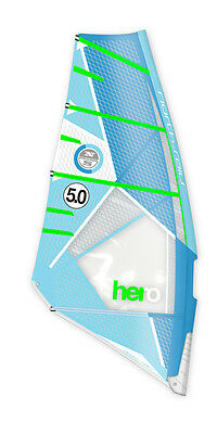 North Sails Windsurf Segel Hero C11-blue-blue 2017