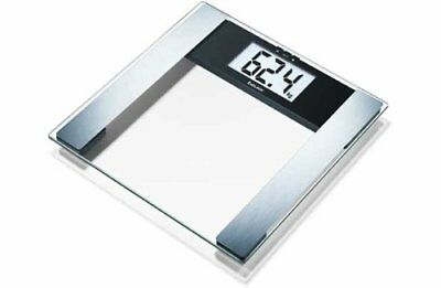 Beurer BF480 USB Diagnostic Glass Bathroom Long Term Fitness Data Weight Scales
