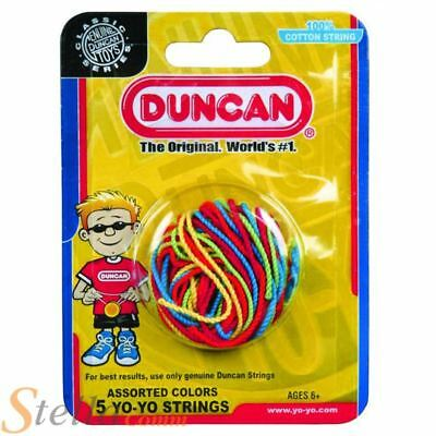 PACK of 5 Duncan High Performance Strings for Yo Yo YoYo's