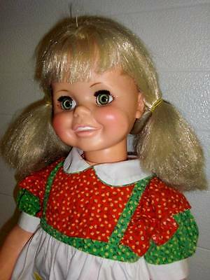 "Ideal ~ Gorgeous 1968 Betty Big Girl Doll 31"" HD-31-H-127"