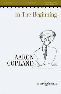 COPLAND IN THE BEGINNING Vocal Score