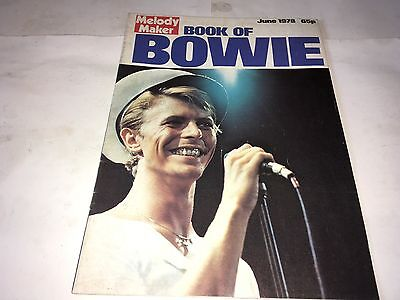 Melody Maker Book Of Bowie June 1978