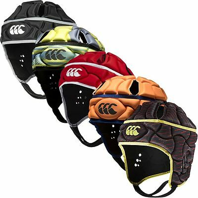 Canterbury 2018 Club Plus Junior Ventilator Boys Kids Scrum Rugby Headguard