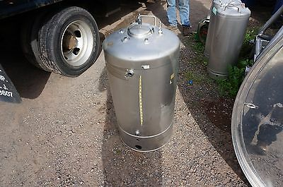Alloy Products Corp 30 gallon stainless steel general purpose vessel